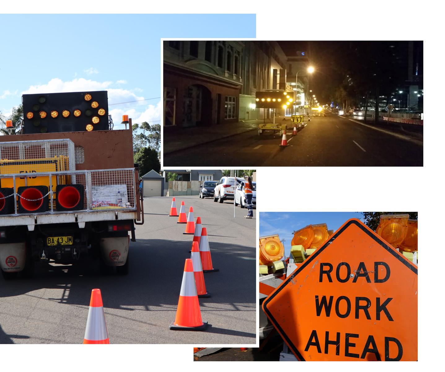 Traffic Control Services Sydney